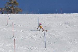 Megan Resigno Mt. Rose Race Team