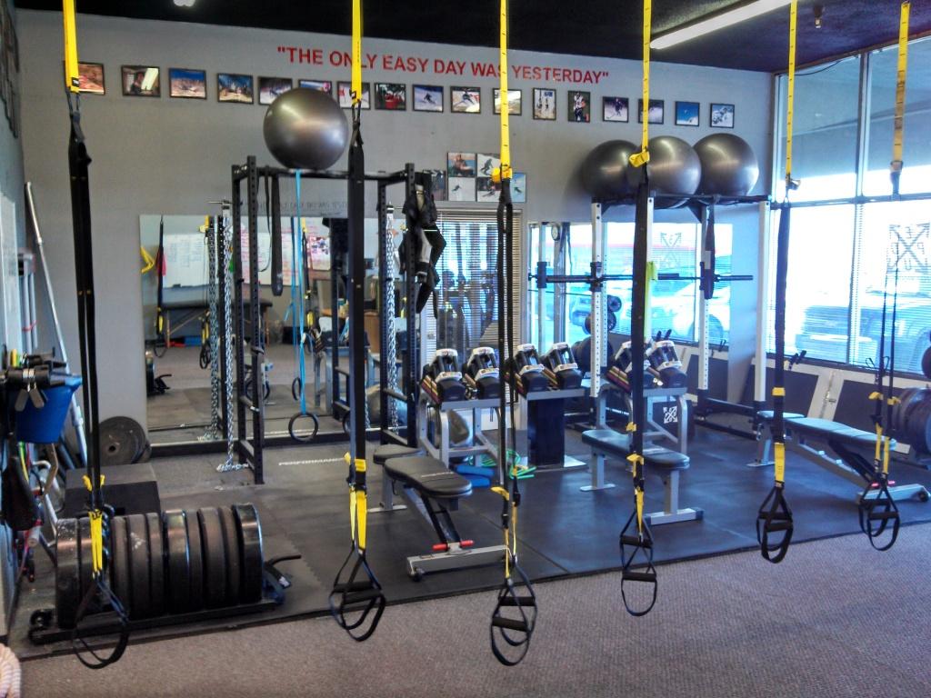 EDU's Platform for Olympic and Strength Training