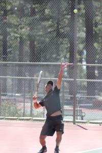 Malcolm Ridenour Tennis Pro